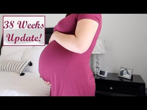 38 WEEKS PREGNANCY UPDATE! | ALREADY DILATED