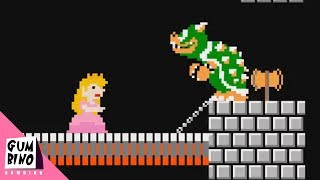 "Mario Parody | ""How Peach always gets captured by Bowser"""
