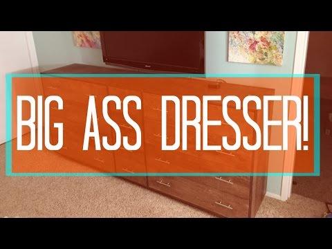 JWF-BIG ASS DRESSER!!!