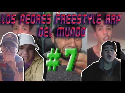 LOS PEORES FREESTYLE RAP DEL MUNDO #7