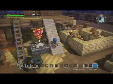 Let's Play Dragon Quest Builders 31: Buttons