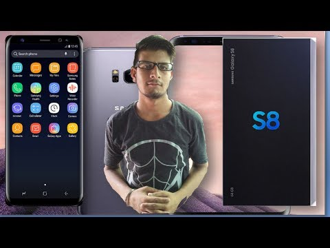 Samsung Orchid Gray Colour S8, S8+ launch in india, Review, Feature , price, Shop