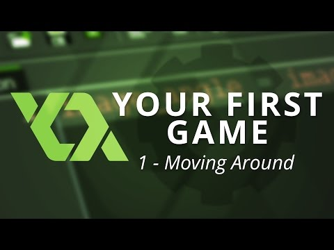GameMaker: Studio - Your first game 1: Moving around