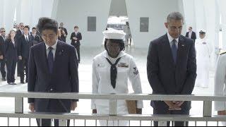 President Obama and Japanese Prime Minister Abe