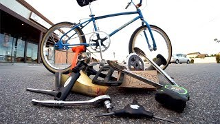 FIXING COMMON PROBLEMS ON BMX BIKE