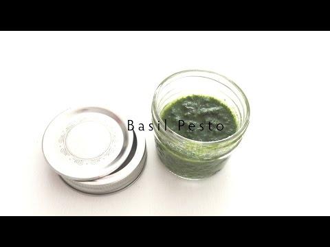Basil Pesto (Vegan) #03