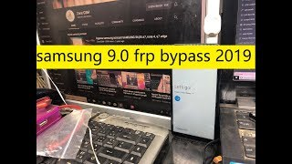 BYPASS FRP SAMSUNG A6 PLUS A605FN ANDROID 9 0 / 8 X X / FINAL