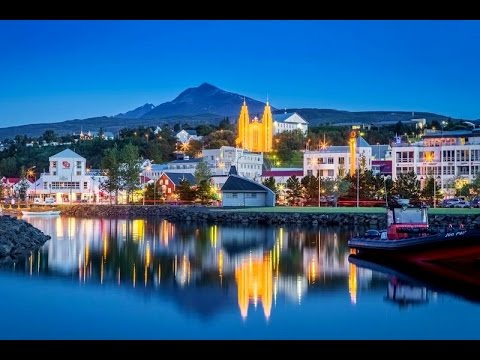 AKUREYRI - NORTH ICELAND