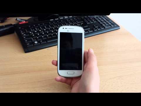 Samsung Galaxy S3 mini Hard Reset
