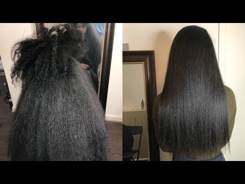 WHO SAID BLACK GIRLS CANT HAVE LONG HAIR?