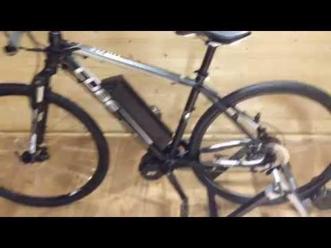 E Bike - Cube Ltd Pro Hybrid Mid-Drive 250W Commuter / Leisure eBike - Electric Bike