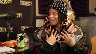 Download Trippie Redd funniest interview. Explains face tattoos+talk games 'Rosas Risky Rotation' Ep.30 Video