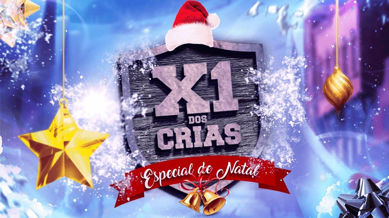 X1 DOS CRIAS: Edição especial de natal | FREE FIRE