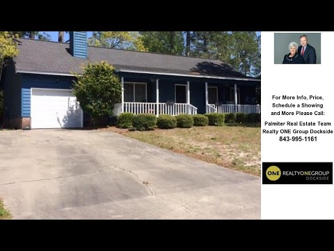 508 Six Lakes Drive, Myrtle Beach, SC Presented by Palmiter Real Estate Team.