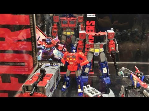 HASCON 2017 - Transformers Booth