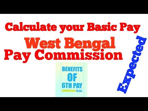 West Bengal 6th Pay Commission expected pay