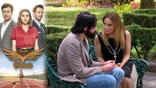 Magdalena engaña a Leonardo | El vuelo de la victoria - Televisa