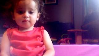 16 Month Old Baby Talking