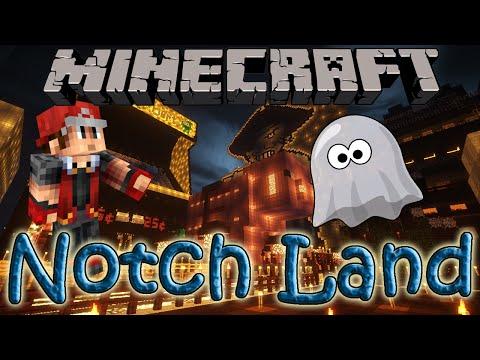 Minecraft: Theme Parks - Notch Land! [PC Edition]
