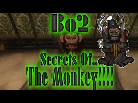 BO2 Secrets Of The MONKEY BOMB!!!!!!! ZOMBIES