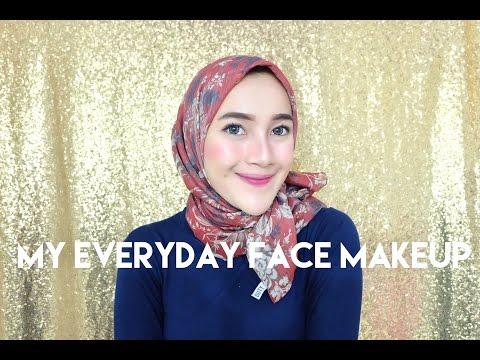 MY EVERYDAY FACE MAKEUP - NO FOUNDATION/NO BB CUSHION/NO BB CREAM