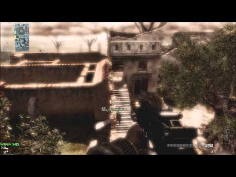 Out The Map On Erotion! (COD MW3)