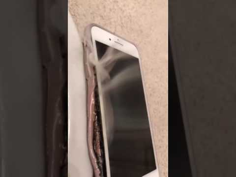 Video Of Exploding iPhone 7 Plus Goes Viral