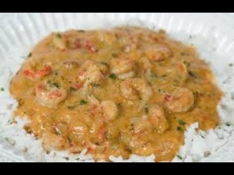 Crawfish And Sausage Jambalaya | EASY TO LEARN | QUICK RECIPES