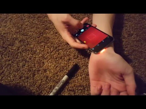 Sharpie Shock Challenge