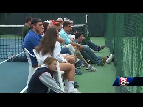 High School tennis champions crowned