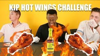 Download South Africans Try Hot Wings With Hot Ones (The Last Dab) Sauce Video