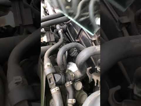 Curatare clapeta acceleratie Audi A4 B6 1.6