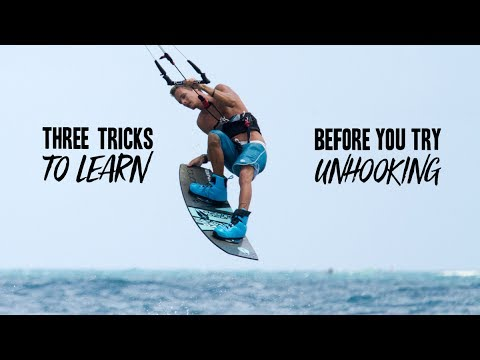 Kiteboarding: 3 Tricks to Learn Before You Start Unhooking!