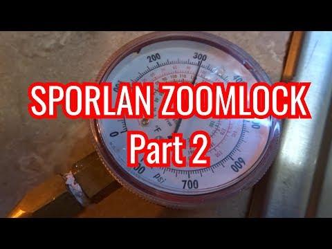 Sporlan Zoomlock   Simple Pressure Test