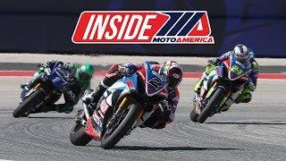 Inside MotoAmerica: COTA - As Seen on NBCSN