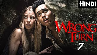 WRONG TURN 7 : THE FOUNDATION (2021) Explained In Hindi   Only Brave Can Watch This   GHOST SERIES