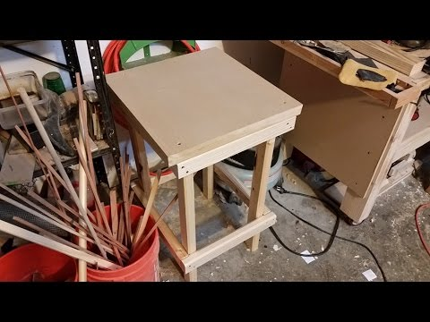 Home made Band saw Stand, Simple and Easy project, DIY