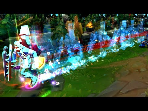 Singed - GAS GAS GAS! (5000+ Movement Speed)