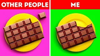 OTHER PEOPLE VS. ME    SO TRUE!