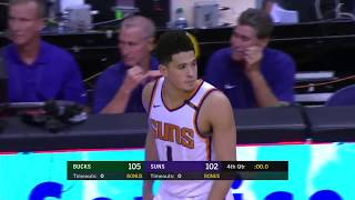 Milwaukee Bucks vs. Phoenix Suns - November 22, 2017