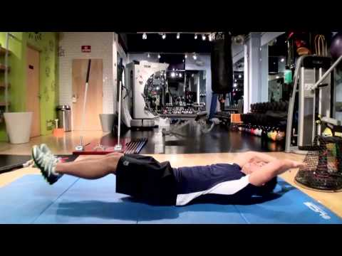 5 Exercises For Rock Hard Abs!
