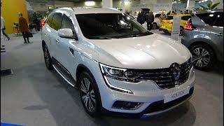 2019 Renault Koleos Initiale Paris Energy Dci 175 4wd - Ext.   Interior - Auto Zürich Car Show 2018