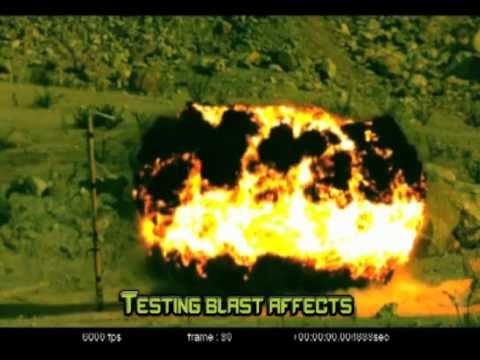 Tamar Explosives - Custom Testing Services & Evaluations