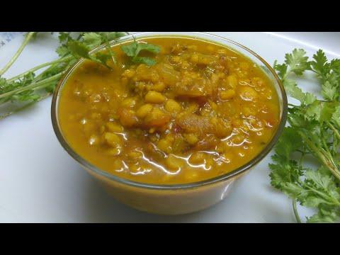 Dal Tadka Recipe | Dhaba Style Chana Dal Fry by Sunita's kitchen |