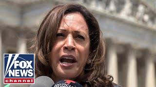 Kamala Harris leading Democrats further left
