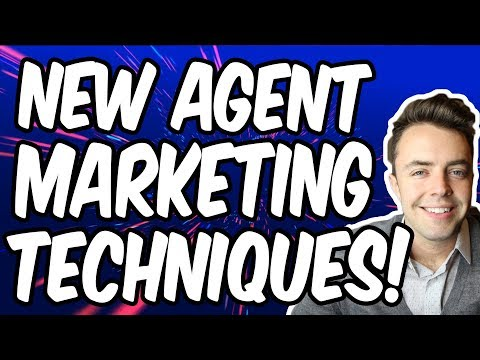 New Real-Estate Agent Marketing (3 Low-Cost Strategies & Techniques)