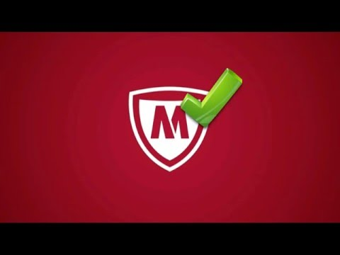 McAfee Tutorial & Review - Antivirus Software 2018