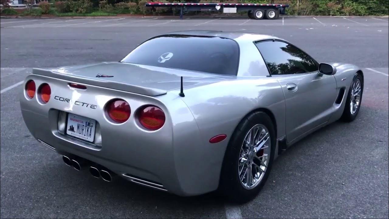 FOR SALE: 2004 Corvette Z06 550RWHP.