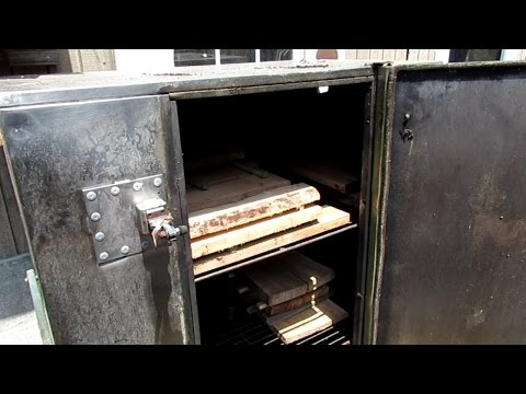 #81 My Shopmade Kiln and Sawing Lumber