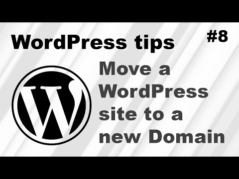 Move a WordPress Website to a new domain with WP Clone (quick and easy!)